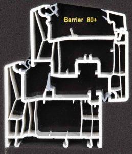 Barrier 80+
