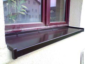 glaf de fereastra aluminiu